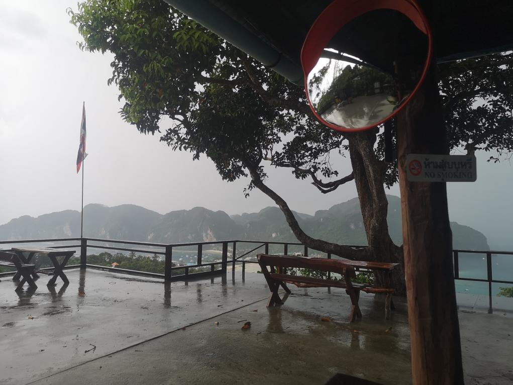 Déluge sur le Point de Vue n°3