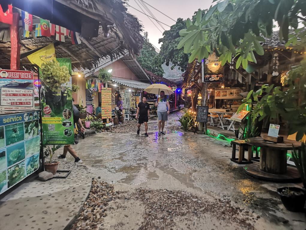 Rue du Phi Phi Village
