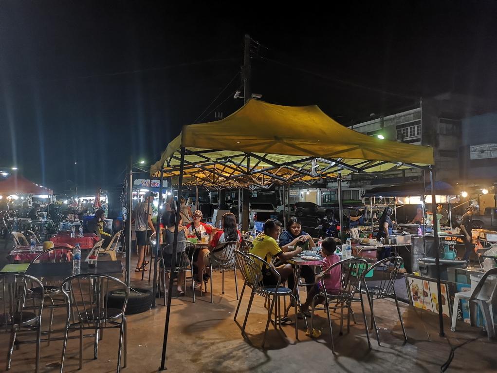 Le marché nocturne de Krabi