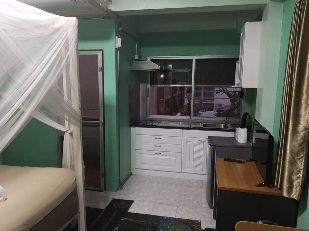 Notre chambre Deluxe à l'Awana House - 2