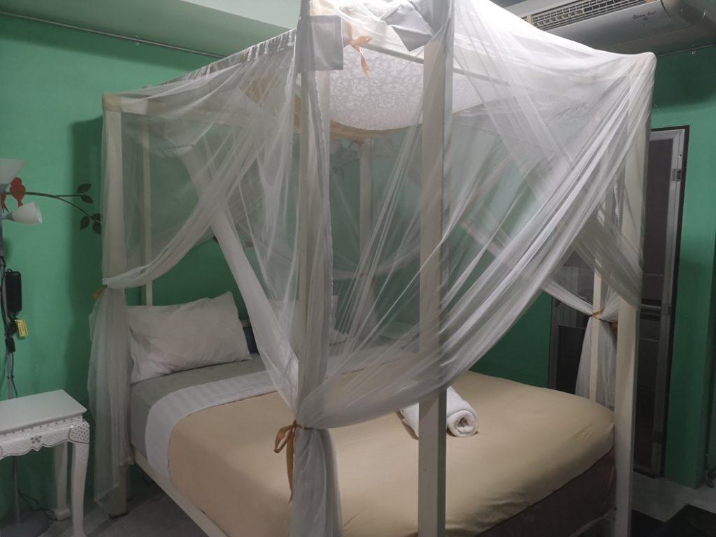 Notre chambre Deluxe à l'Awana House