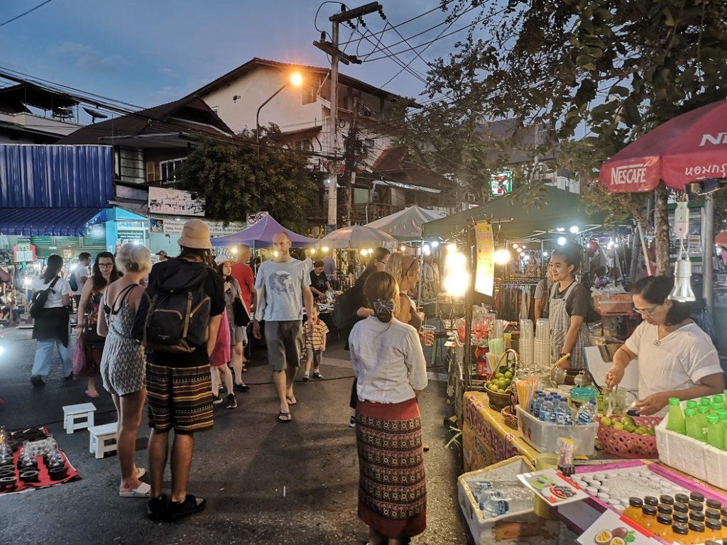 Sunday Evening Jhaban Market