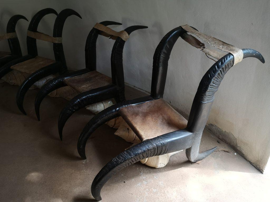 En tout cas c'est pas une chaise du paradis