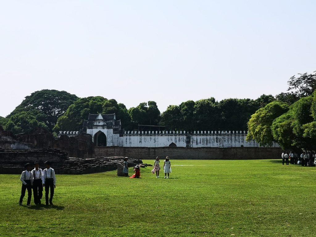 Parc du Phra Narai Ratchaniwet