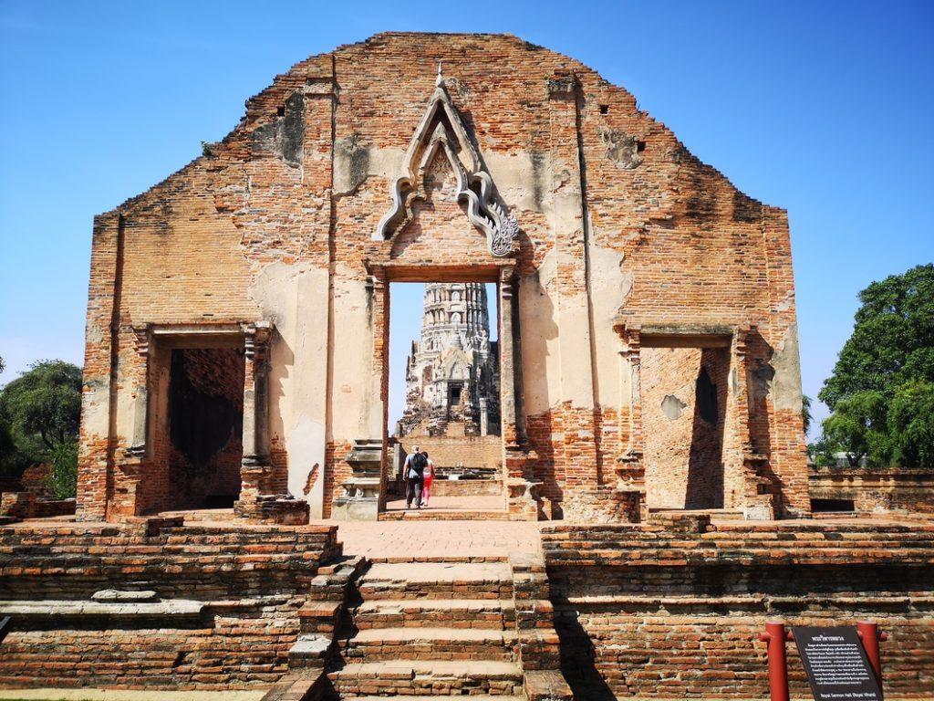 Le Wat Ratcha Burana