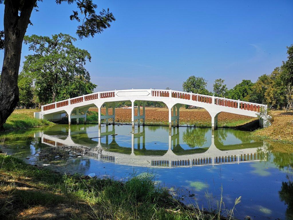 Autre vue sur le pont