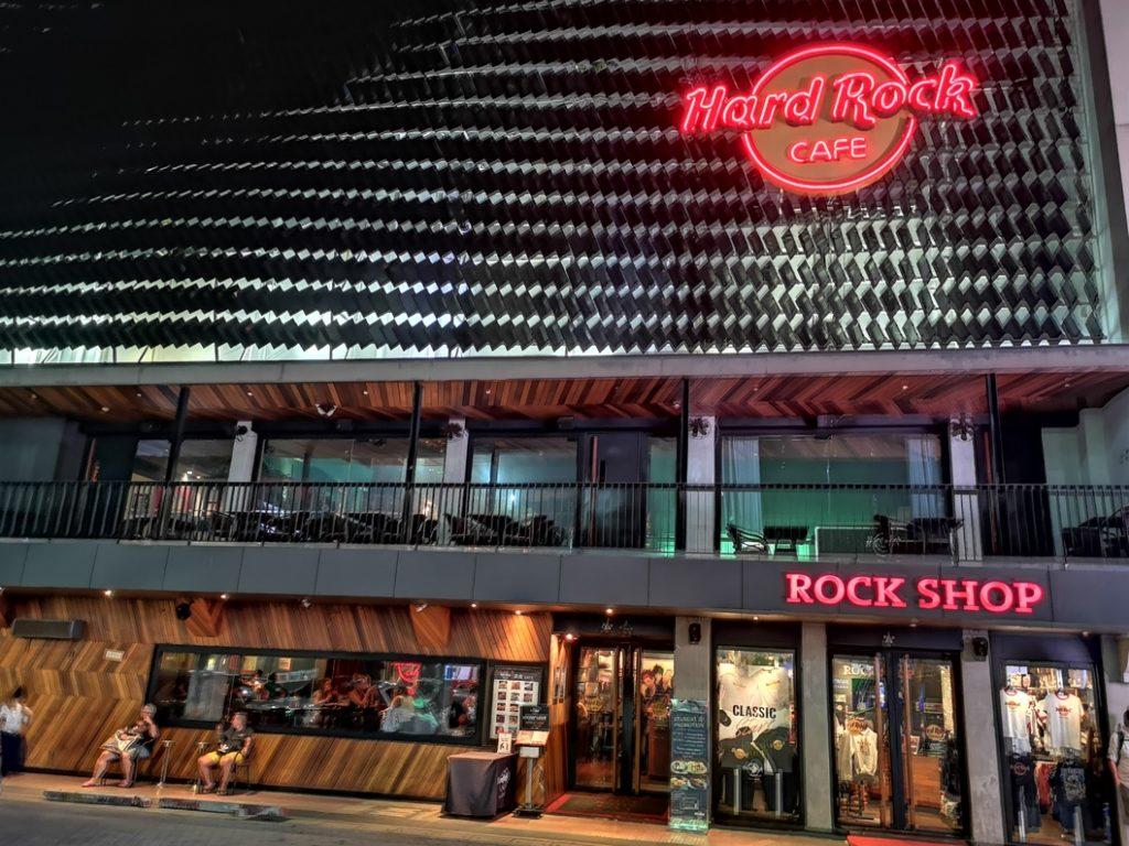 Le HardRock Café de Bangkok