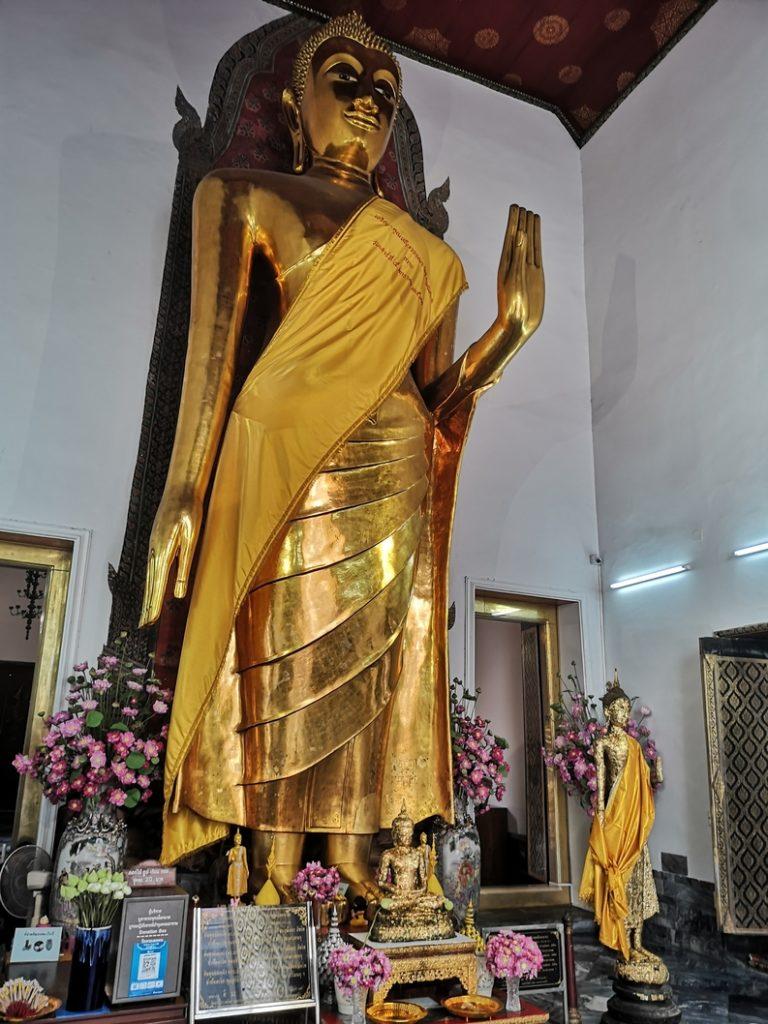 Une autre statue de Bouddha