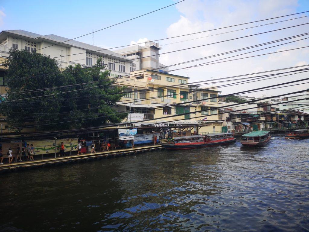 Canal depuis le Phanfa Bridge