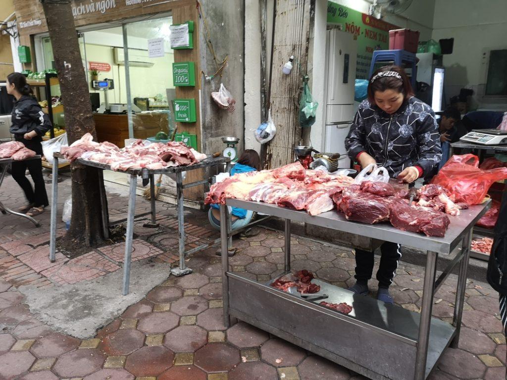 Après le Phô Bô, vous reprendriez bien un peu de viande?