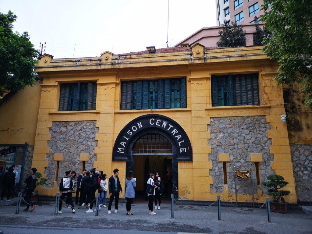 Maison Centrale: Musée de la Prison