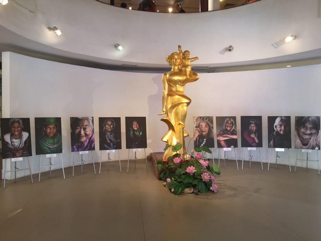 Entrée du Musée des Femmes au Vietnam