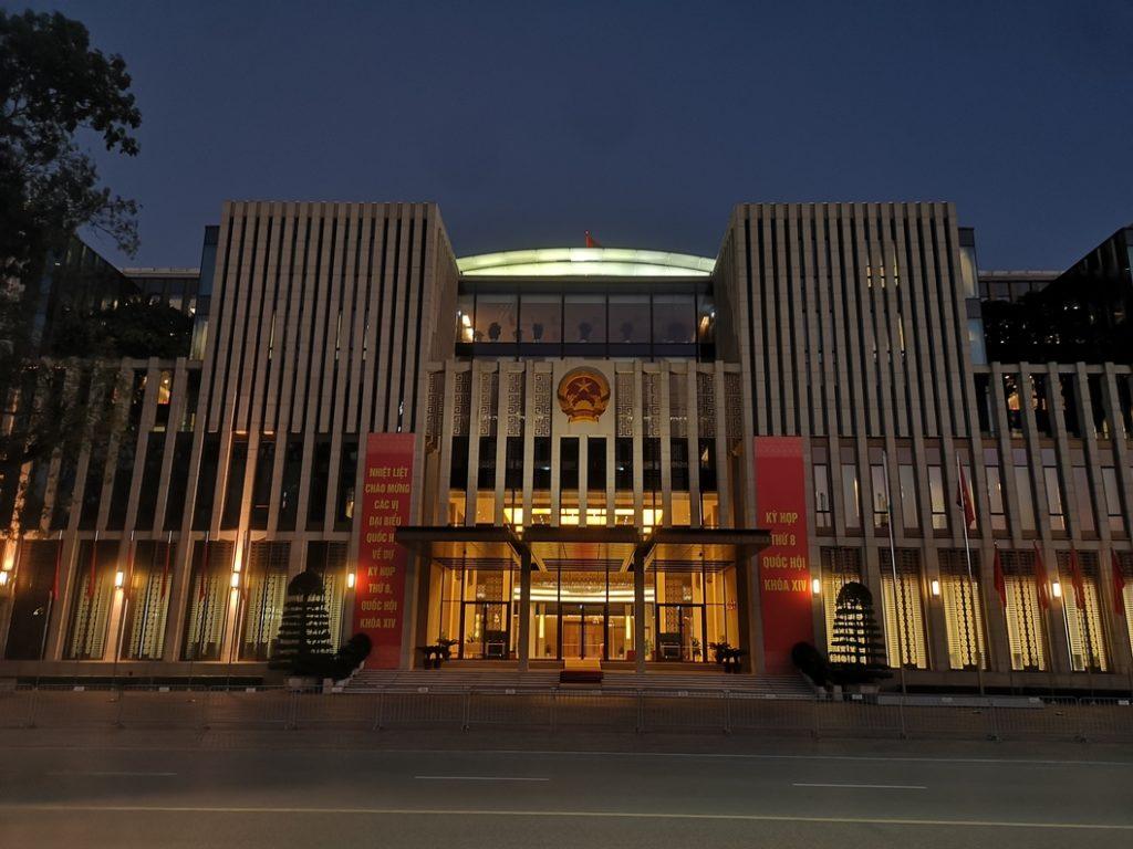 Assemblée Nationale du Vietnam