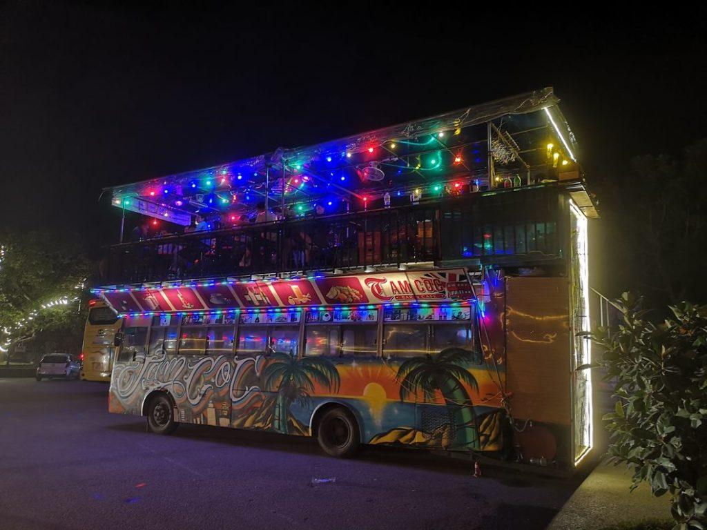 Bus Bar à Tam Coc