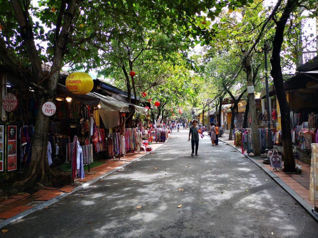 Rue de Hoi An