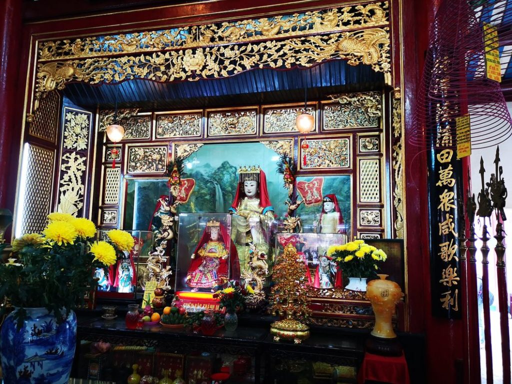 Maison de la congrégation chinoise de Fujian
