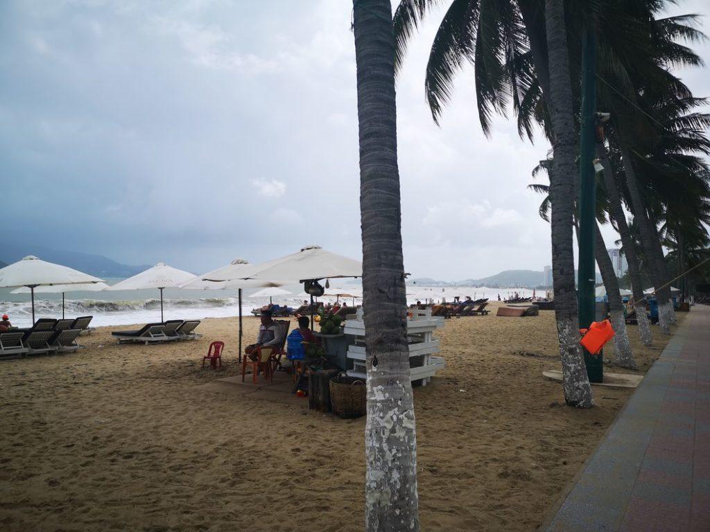 Plage principale de Nha Trang
