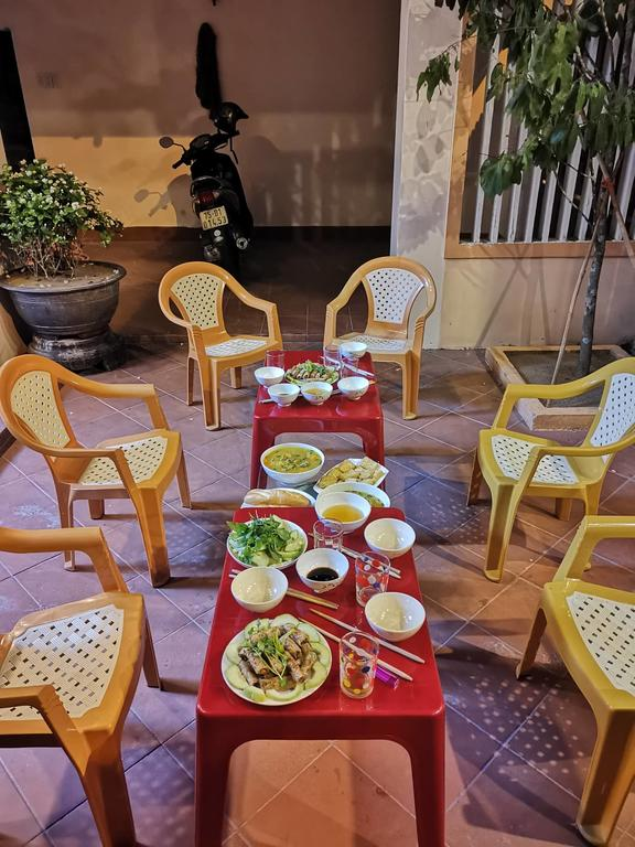 Repas de bienvenue chez Anh - Photo Booking