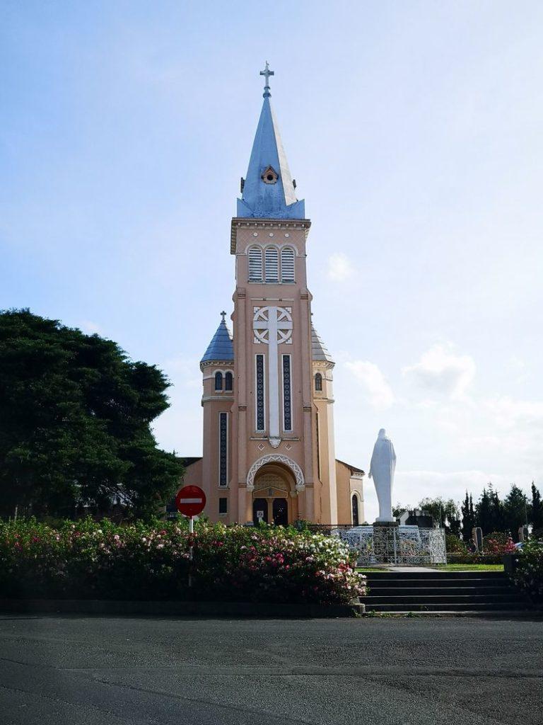 Cathédrale de Da Lat