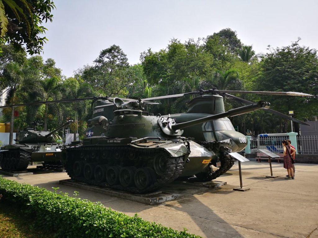 Tank américain