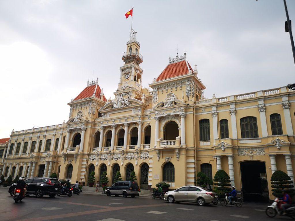 Hôtel de Ville d'Ho Chi Minh City