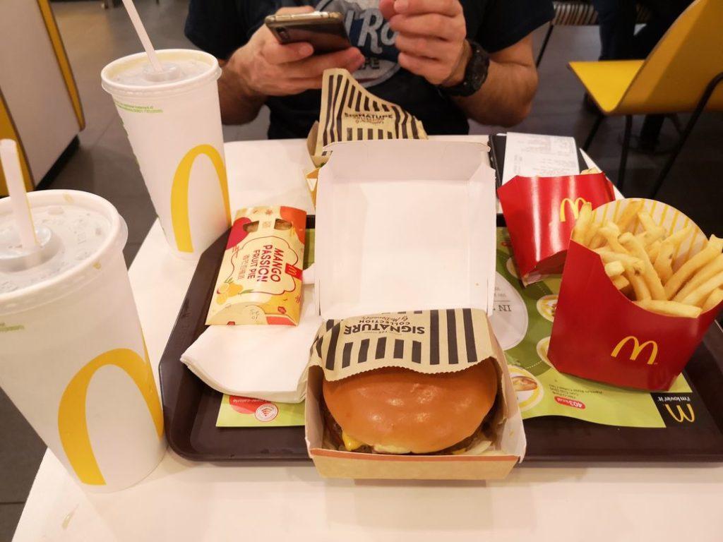 McDonalds, une valeur sure