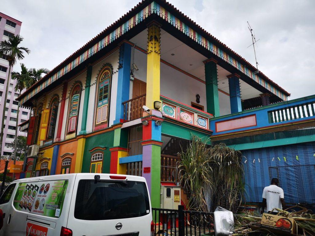 Tan Teng Niah House à Little India