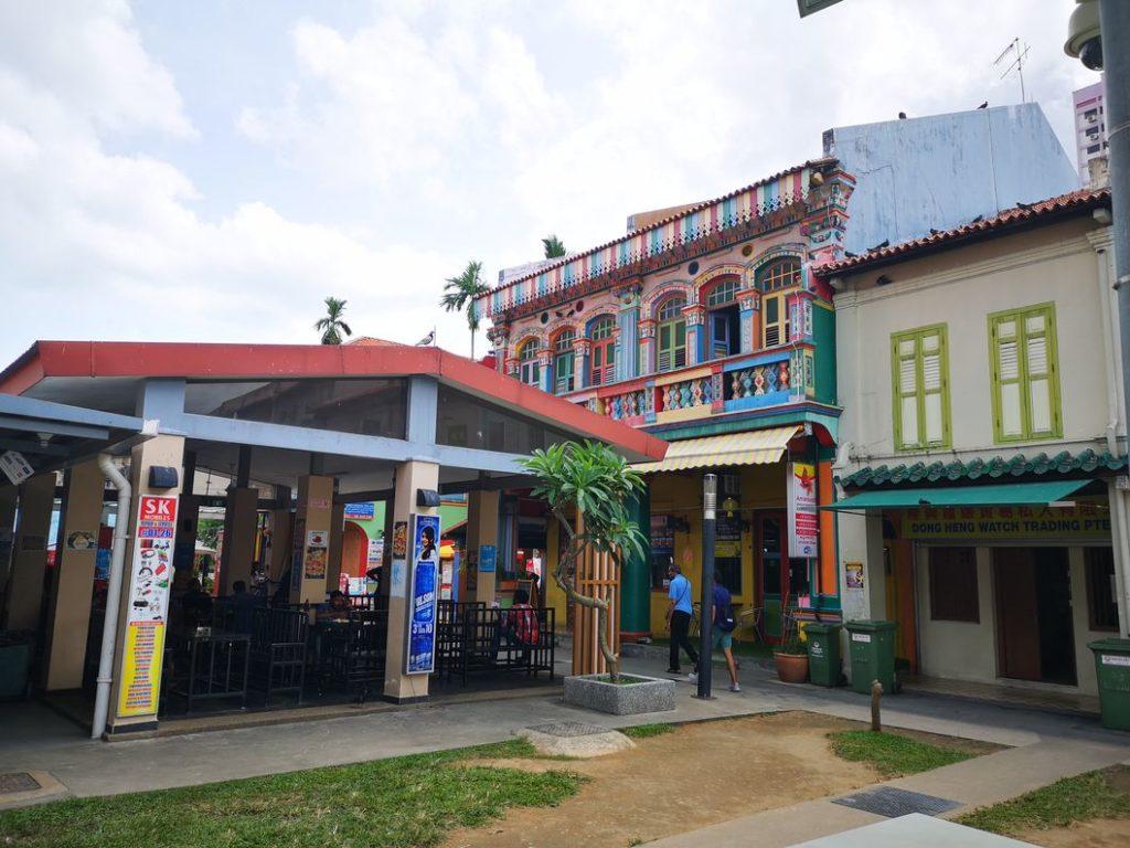 Little India, un quartier très coloré