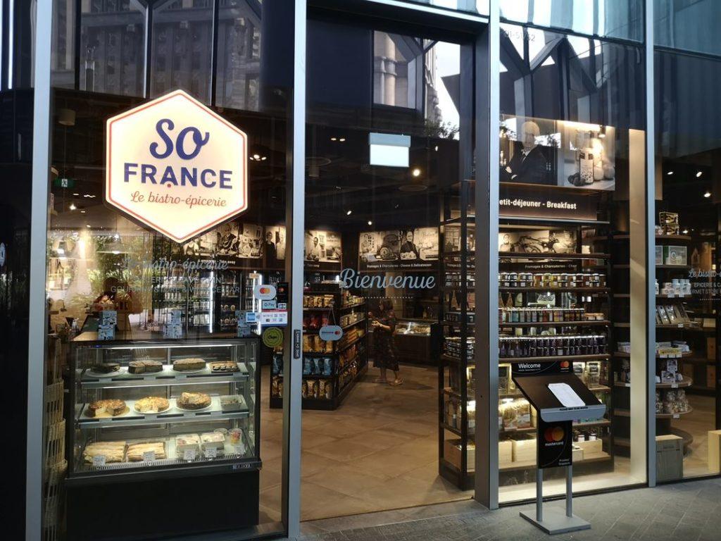 So France : une boutique de produits français au milieu de Singapour!