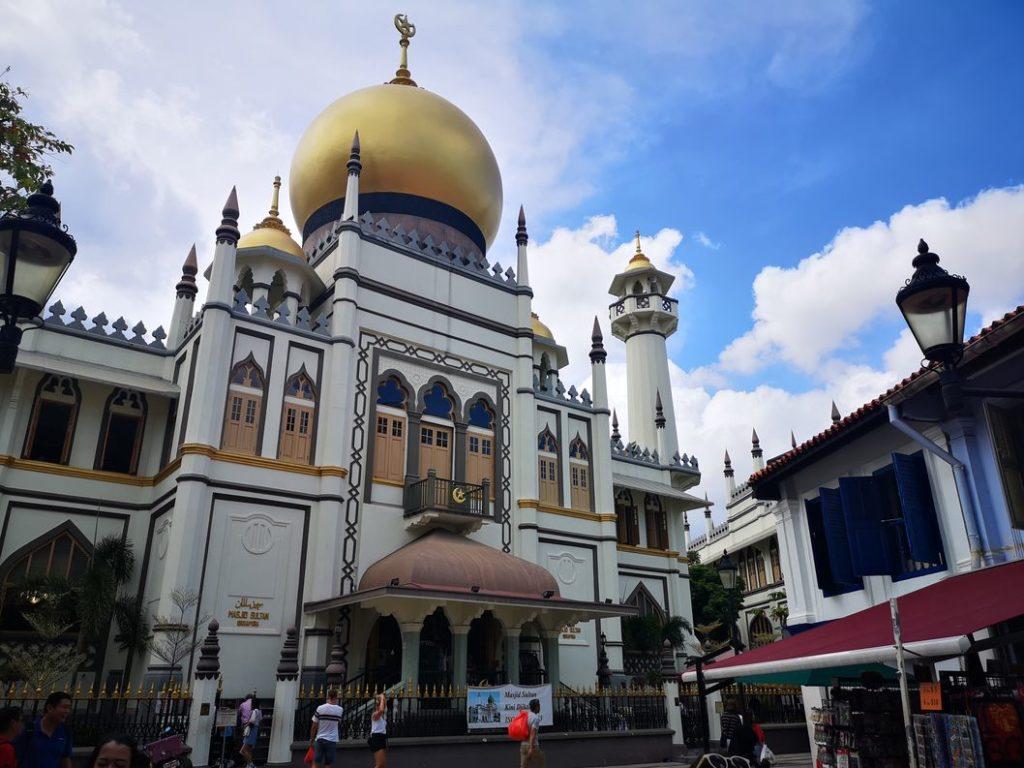 La Masjid Sultan Mosque