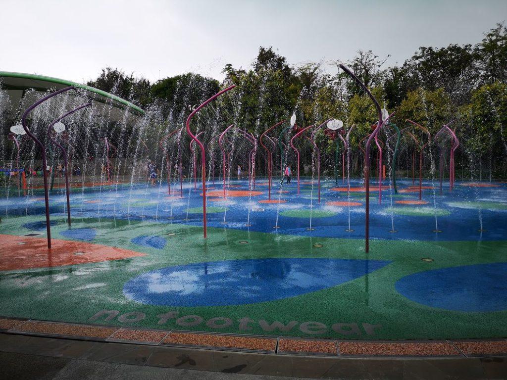 Jeux aquatiques pour les enfants