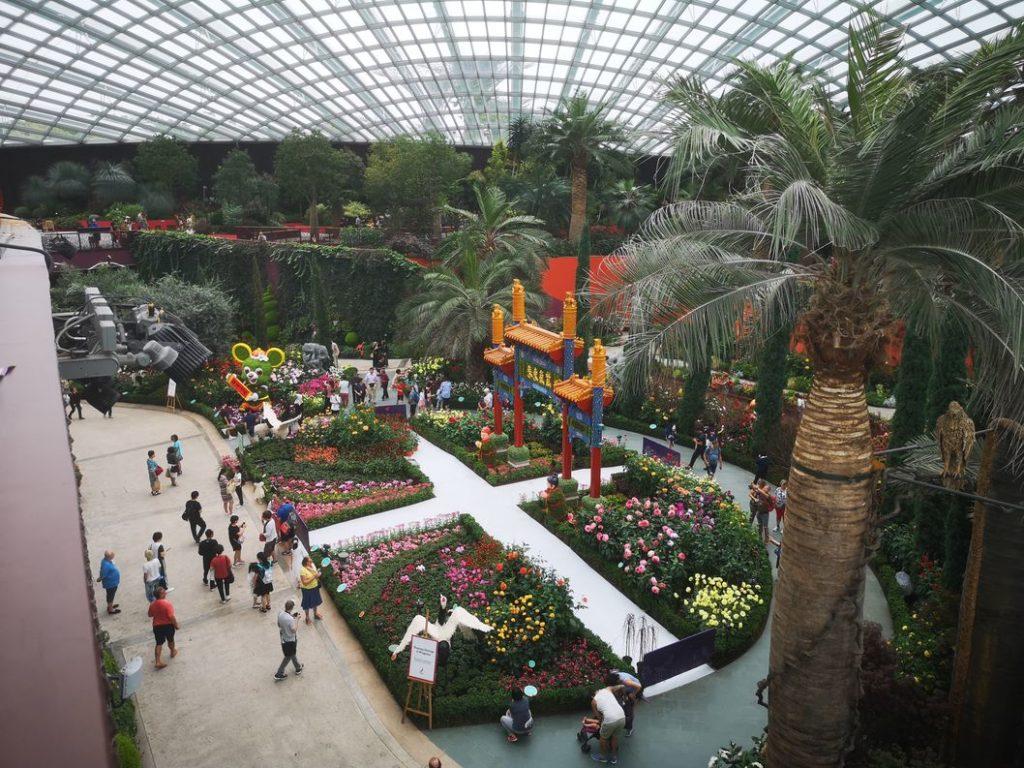 Le Flower Dome